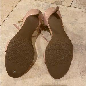 Brass Plum Shoes - Bp heels